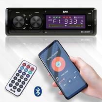 Aparelho de Som Automotivo Bluetooth/Usb/Mp3 BK-303BT BAK -