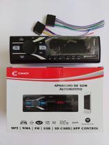 Aparelho de Som Automotivo Rádio Bluetooth MP3 4x25W  Cinoy -