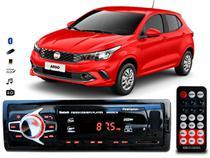 Aparelho De Som Mp3 Fiat Argo Bluetooth Pendrive Rádio - OESTESOM