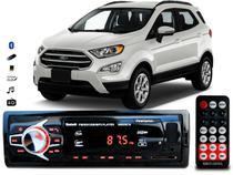 Aparelho De Som Mp3 Ford Ecosport Bluetooth Pendrive Rádio - Oestesom