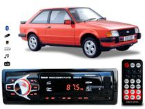 Aparelho De Som Mp3 Ford Escort Bluetooth Pendrive Rádio - OESTESOM