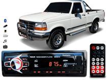 Aparelho De Som Mp3 Ford F1000 Bluetooth Pendrive Rádio - Oestesom