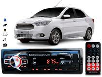 Aparelho De Som Mp3 Ford Ka Bluetooth Pendrive Rádio - Oestesom