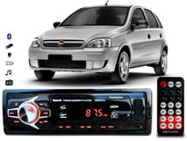 Aparelho De Som Mp3 Gm Corsa Bluetooth Pendrive Rádio - Oeste Som