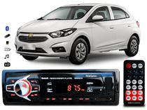 Aparelho De Som Mp3 Gm Onix Bluetooth Pendrive Rádio - OESTESOM