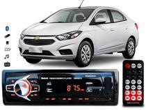 Aparelho De Som Mp3 Gm Prisma Bluetooth Pendrive Rádio - OESTESOM