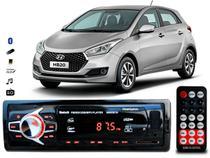 Aparelho De Som Mp3 Hyundai Hb20 Bluetooth Pendrive Rádio - Oestesom