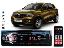 Aparelho De Som Mp3 Renault Kwid Bluetooth Pendrive Rádio - Oestesom