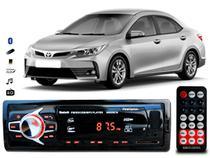 Aparelho De Som Mp3 Toyota Corolla Bluetooth Pendrive Rádio - Oestesom