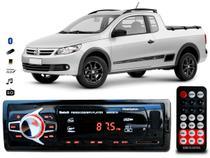 Aparelho De Som Mp3 Volks Saveiro Bluetooth Pendrive Rádio - Oestesom