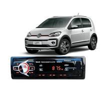 Aparelho De Som Mp3 Volks Up! Novo Bluetooth Pendrive Rádio - Oestesom