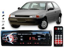 Aparelho De Som Mp3 Vw Gol G2 Bluetooth Pendrive Rádio - Oestesom