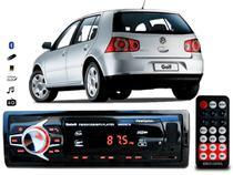 Aparelho De Som Mp3 Vw Golf Bluetooth Pendrive Rádio - Oestesom