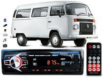 Aparelho De Som Mp3 Vw Kombi Perua Bluetooth Pendrive Rádio - Oestesom