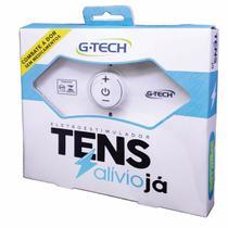 Aparelho Eletroestimulador Tens Alivio Já Plus - G-Tech -