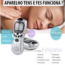 Aparelho Fisioterapia Acupuntura Digital Machine Tens e Fes St-688 -