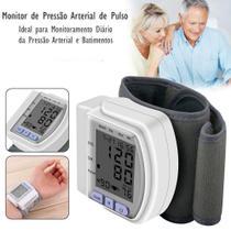 Aparelho Medidor De Pressão Arterial Automático Digital - Ck
