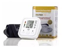 Aparelho Medidor De Pressão Arterial Braço Extra G + Pilhas - Contec