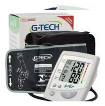 Aparelho Medidor de Pressão Arterial De Braço Com Estojo E Pilhas - Gtech
