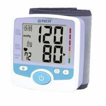 Aparelho Medidor De Pressão Arterial Digital Automático De Pulso GP200 - G-Tech