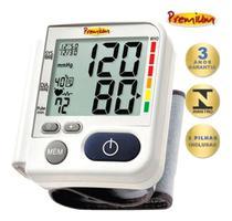 Aparelho Medidor De Pressão Arterial Digital Automático De Pulso LP200 - G-Tech