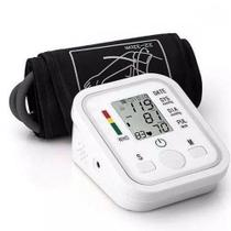 Aparelho Medidor De Pressão Arterial Digital Braço - Boas