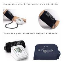 Aparelho Medidor De Pressão Arterial Digital De Braço - Premium