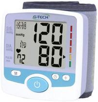 Aparelho medidor de pressão arterial digital de pulso G-Tech GP200 -