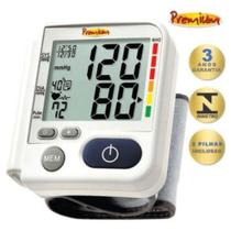 Aparelho Medidor De Pressão Arterial Digital De Pulso G-tech -