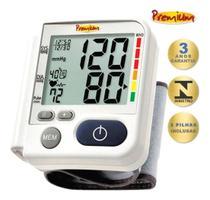 Aparelho Medidor De Pressão Arterial Digital De Pulso LP 200 - Premium