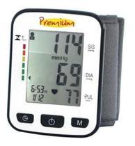 Aparelho Medidor De Pressão Arterial Digital De Pulso - Premium