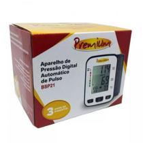 Aparelho Medidor De Pressão Arterial Digital G-tech Bsp21 Premium -