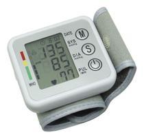 Aparelho Medidor de Pressão Arterial e Pulsação Digital Automático de Punho Next Trading 3177 K002B -