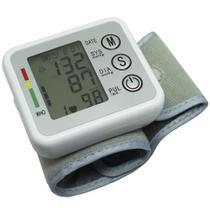Aparelho Medidor de Pressão Arterial e Pulsação Digital Automático de Punho Next Trading - Mkb