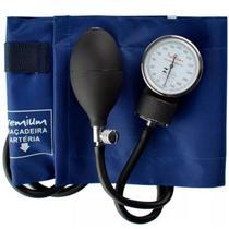 Aparelho Medidor De Pressão Arterial Manual Esfigmomanômetro Premium -