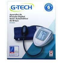Aparelho Medidor De Pressão Digital De Braço G-tech Semi Automático -