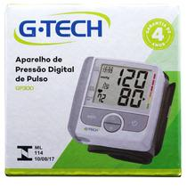 Aparelho Medidor de Pressão Digital Pulso G-Tech GP300 -
