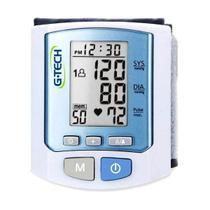 Aparelho Medidor de Pressao G-Tech Digital Pulso RW450 -