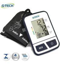 Aparelho Medidor Monitor Automático De Pressão Arterial Braço G-Tech -