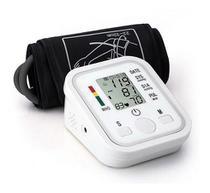 Aparelho Medidor Pressão Arterial E Pulsação Digital Braço - Exbom