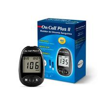 Aparelho Monitor De Glicemia On Call Plus Ii - On Call Olus Ii