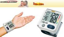 Aparelho Monitor Pressão Arterial Digita Pulso Lp200 Premium -