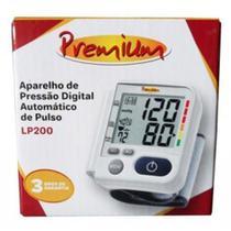 Aparelho Monitor Pressão Arterial Digital Pulso G-Tech LP200 -