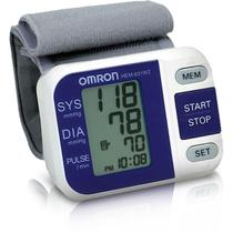 Aparelho para medir pressao automatico de pulso omron - ref: 631 - Omron Healthcare Bra