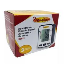 Aparelho para Medir Pressão Digital Pulso G-Tech BSP21 - Premium