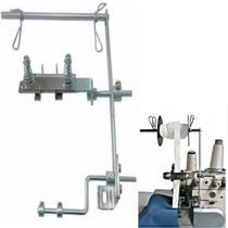 Aparelho para pregar elastico em maquina de costura overlock - Siruba