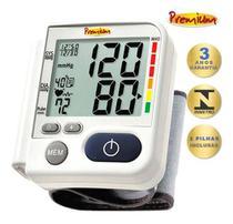 Aparelho Pressão Arterial Digital Pulso Automático Premium LP200 -