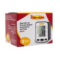 Aparelho Pressao  Digital Automatico de Pulso Premium BPSP21 - Premiun