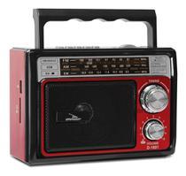 Aparelho Receptor De Radio Retro D-1601 - Grasep