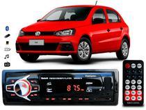 Aparelho Som Mp3 Vw Gol G3 G4 G5 Bluetooth Pendrive Rádio - Oestesom